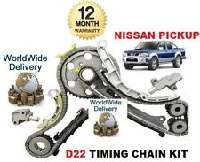 Per Nissan D22 Pick-Up Navara 2.5 Yd25ddti 2001-2006 chaîne de distribution & Kit