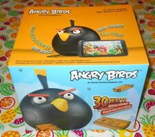 Angry Birds 30 watts 2.1 Stereo Speaker Subwoofer W/ Bass Control Brand New!