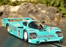SLOT it PORSCHE 962 C85 LEYTON-HOUSE  in 1:32 auch für Carrera Evolution SICA34A