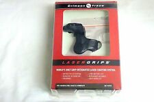 NEW IN PACKAGE, CRIMSON TRACE LASER GRIPS TO FIT GLOCK 3RD GEN ONLY INV # 1-2408