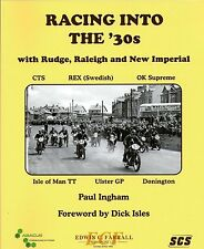 Vintage Motorcycle Rudge New Imperial Raleigh Photographs Bike Tyrell Smith Old