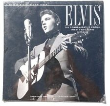 Sealed ELVIS PRESELY 2002 CALENDAR THE COMMEMORATIVE EDITION 1977-2002