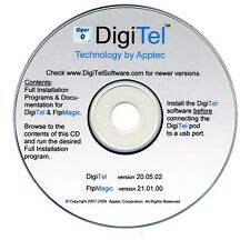 DigiTel DigiScribe Audio Video Transcription Software