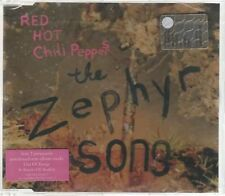 RED HOT CHILI PEPPERS THE ZEPHYR SONG CD SINGOLO SINGLE cds SIGILLATO!!!