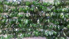 065 Diopside Gemstone chip bead necklace 90cm /36 inch