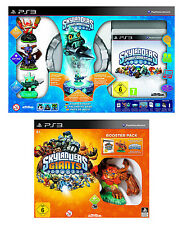 Skylanders Spyros Adventure Starter + Giants Booster Pack für Playstation 3 PS3