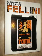 DVD N° 8 IL CINEMA DI FEDERICO FELLINI ROMA EDITO DA PANORAMA