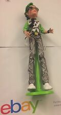 Monster High Dawn Of The Dance Deuce Gorgon Doll With Black Rose Glasses Stand