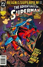 THE ADVENTURES OF SUPERMAN,REIGN SUPERMEN,DON'T SEND A BOY TO,503 23 AUGUST 1993