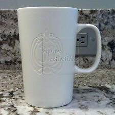 Disneyland Club 33 50th Anniversary Matte White 14 fl oz Logo Mug