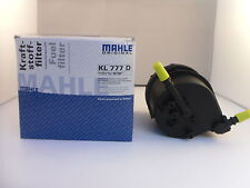 Ford Fusion 1.4 TDCI Diesel Fuel Filter 2002-2011 *GENUINE MAHLE OE KL777D*