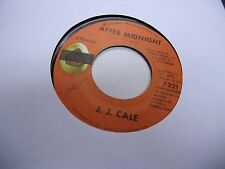 JJ Cale Crying Eyes/After Midnight 45 RPM Shelter Records VG+