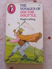 The Voyages of Doctor Dolittle by Hugh Lofting 1967, Penguin