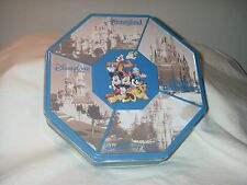 DISNEYLAND TIN USA TOKYO PARIS MICKEY MINNIE PLUTO DONALD GOOFY NEW