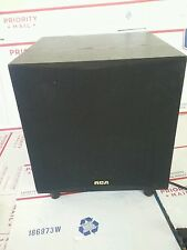 RCA Pro-SW60  Active Powered Subwoofer