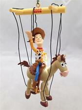 WOODY AND BULLSEYE ROUND UP - 2002 Hallmark Ornament, DISNEY/PIXAR'S TOY STORY 2