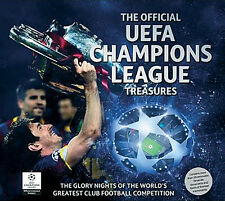 The Official UEFA Champions League Treasures - European Cup History Memorabilia