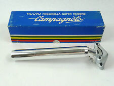 Campagnolo Super Record seatpost 26.6mm Vintage Road Racing Bicycle 26.6 NOS