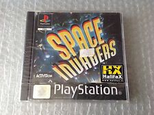 Space Invaders Sony Ps1 Nuovo Sigillato # Factory Sealed Pal Ita