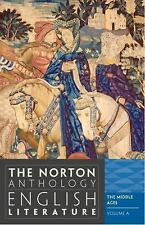 The Norton Anthology of English Literature (Ninth Edition)  (Vol. A) Used