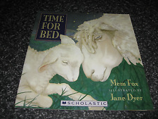TIME FOR BED BY MEM FOX SOFTCOVER BRAND NEW