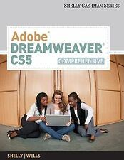 Adobe Dreamweaver CS5: Comprehensive (Adobe Cs5 Shelly Cashman)