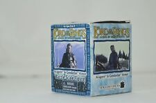 Lord of the Rings of Middle Earth Aragorn  Gondorian Armor Battle Scale Figure