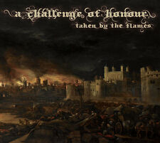 A CHALLENGE OF HONOUR - Taken by the Flames CD Triarii Arditi Von Thronstahl CMI