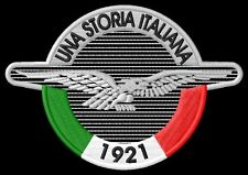 Moto Guzzi Una Storia brodé patche Thermocollant patch California Norge Stelvio