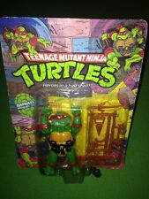 Teenage Mutant Ninja Turtles Hero TMNT Raphael 10 Back Action Figure