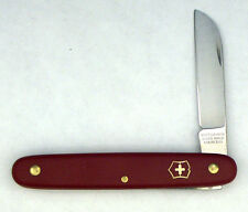 Victorinox Gardener/Floral Swiss Army knife (red). New no box, retired.