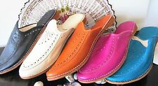 Moroccan Babouches Variations*****(women slippers)