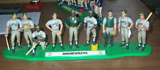 1989 Oakland A's Kenner Team Starting Line Up SLU McGwire,Canseco Henderson