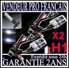 PAIRE LAMPE FEU PHARE DE RECHANGE 2 AMPOULES POUR KIT XENON HID H1 6000k 55W 12V
