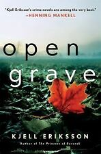 Open Grave: A Mystery (Ann Lindell Mysteries)