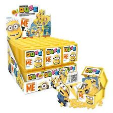 6 x Despicable Me Minions Surprise Qube - Party Favour Stickers/Standee/Sweets
