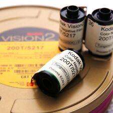 35mm-Kodak 200T/5217 motion picture color negative film (*5 rolls)