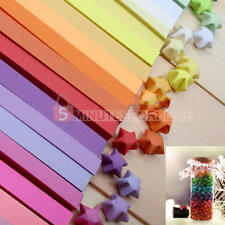 Origami Lucky Star Paper Strips Folding Paper Ribbons Craft Best Wish 270 Strip
