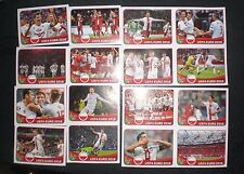 PANINI EURO 2016 France  16 extra stickers for poster POLAND  E1 - 16
