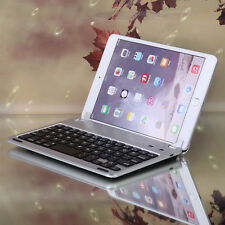 For iPad Mini 4/3/2/1st Slim Aluminum Stand Case Cover with Bluetooth Keyboard