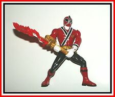 "2011 Power Rangers Samurai - 6"" Sword Morphin Red Ranger _ ** Must See **"