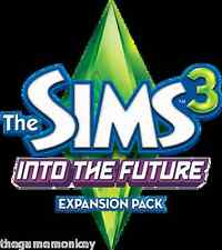 THE SIMS 3 INTO THE FUTURE expansion [PC/Mac] Origin key