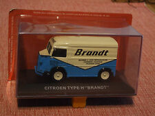 1:43 SCALE  CITROEN TYPE H BRANDT DELIVERY VAN