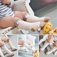 Baby Children Girls Fox Soft Cotton Knee High Hosiery Leggings Warmer Fashion