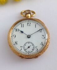 "ANTICA MONACHINA "" OMEGA "" IN ORO GIALLO 18KT"