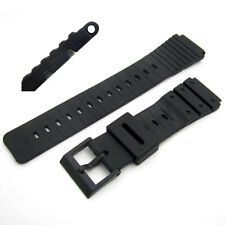 Watch Strap 20mm 127F1 For Casio DEP510 DEP6000 AW600 AW705 TGW100 DBW320