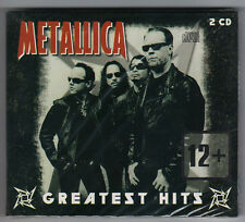 Metallica Greatest Hits 2CD Digipak Best Limited Edition Issue Duty Free Sealed