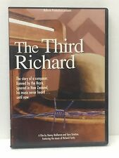 The Third Richard: The Story of a Composer (Richard Fuchs) banned by Nazis...DVD