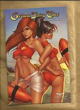 Grimm Fairy Tales 2012 Swimsuit Special cover 1A edition Zenescope Good/bad girl