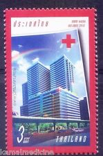 Thailand 2010 MNH 1v, Red Cross, Bridge, Chulalongkorn Hospital   -  Mi44